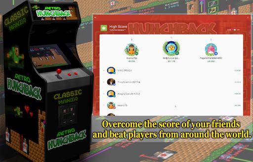 Retro Hunchback 1.21 screenshots 13