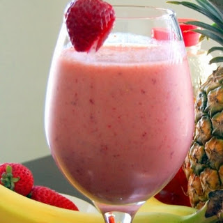 Healthy Strawberry Breakfast Smoothie Recipes