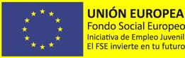 Unión europea fondo social europeo Iiniciativa de empleo Juvenil