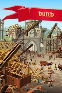 Empire: Four Kingdoms MOD Apk (Unlimited Money) 1