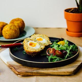 Scotch Eggs Vegetarian Recipes