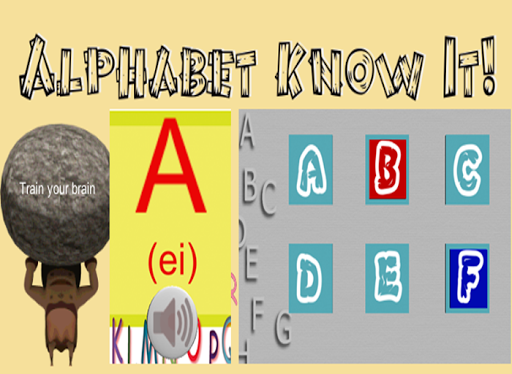 Alphabet Know It
