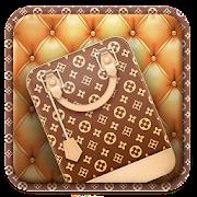 Luxury Bag LV Keyboard Theme