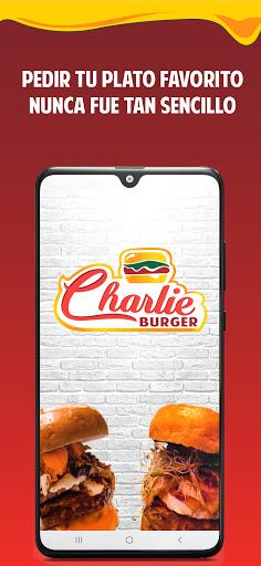Charlie Burger Food captures d'écran 3