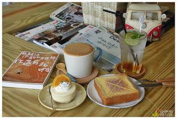 Smile cafe&Smile to buy 微笑日常咖啡