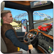 Game In Truck Driving Games : Highway Roads and Tracks APK for Windows Phone