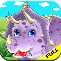 Dinosaur Puzzle Games for Toddler Kids ages 2+ icon
