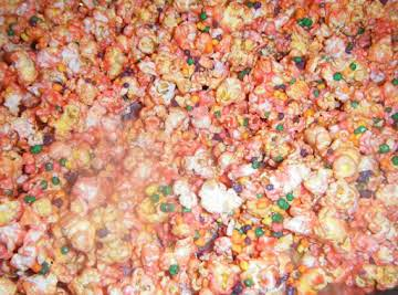"Cotton ""Nerdy"" Popcorn"