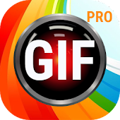 GIF Maker, GIF Editor, Video to GIF Pro Icon