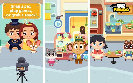 Dr. Panda Town: Mall 1.3 screenshots 7
