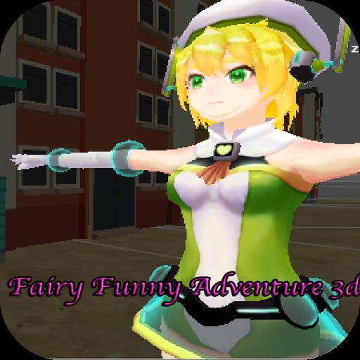 Fairy Funny Adventure 3d