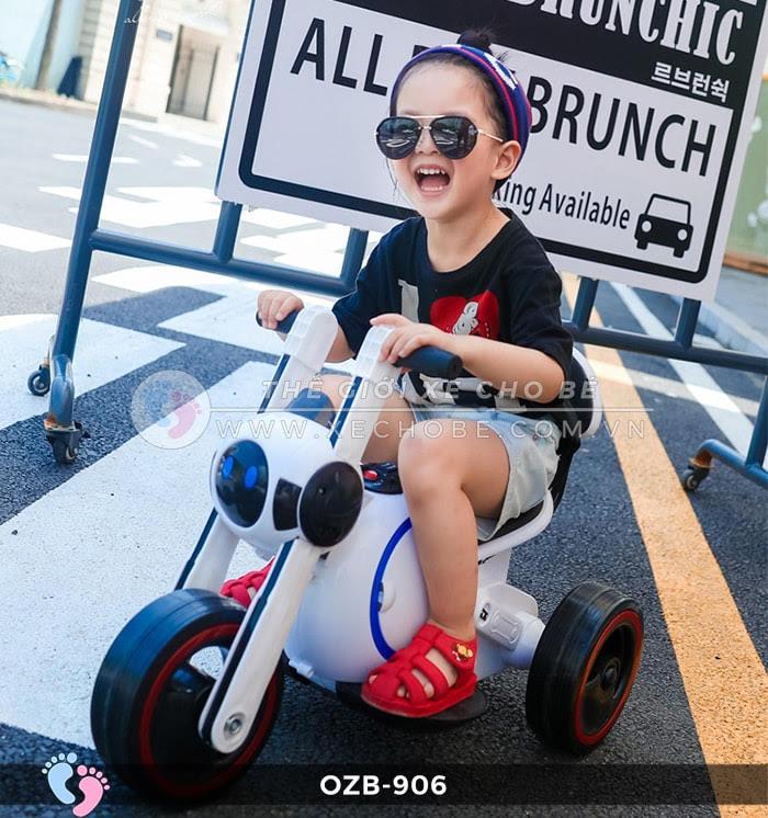 Xe máy điện trẻ em OBZ-906 2