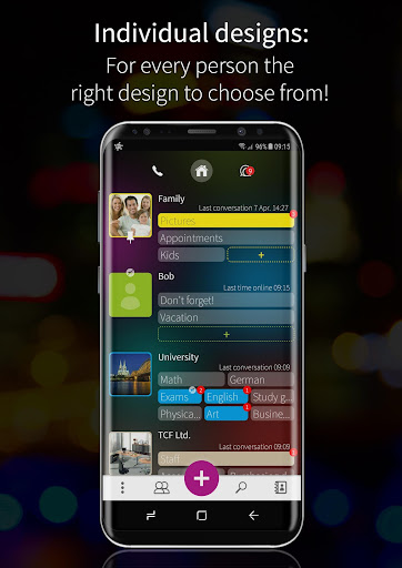 BubCon Messenger 1.4.245 screenshots 3