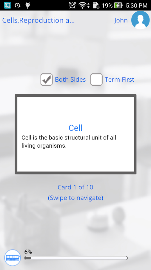 Grade 6 Science- screenshot