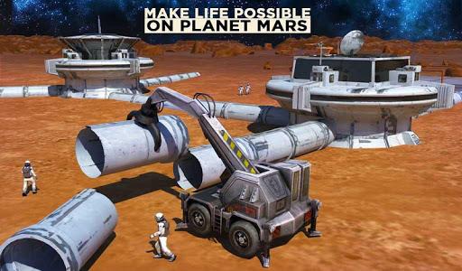 Space Station Construction City Planet Mars Colony painmod.com screenshots 13