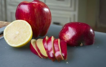 How To Core And Slice An Apple Recipe