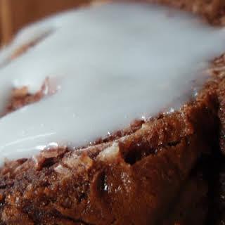 Almond-less Almond Joy Cake.