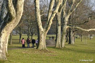 Photo: Sontagsbesucher im FFH Rosensteinpark