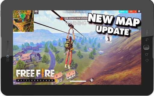 Tips : Game free fire battleground 2.5.0 screenshots 1