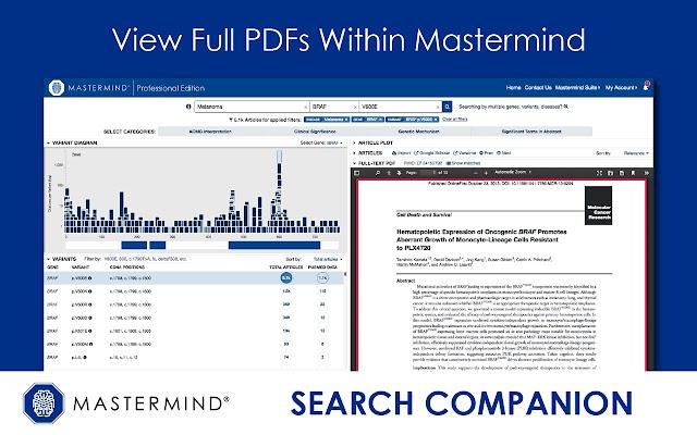Mastermind Search Companion