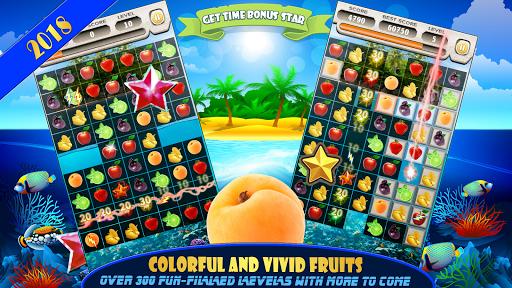 Fruit Splash Free Match 3 Jewels Island Adventure for PC