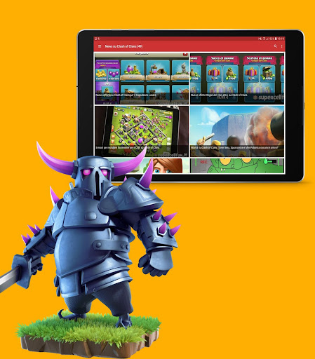 Supercell Italia Fan for PC