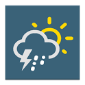 Weather forecast for week icon