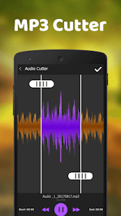 Music editor-Ringtone maker,Trimmer - náhled