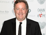 Piers Morgan hospitalised over man flu