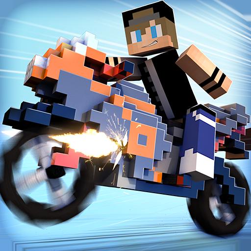 Pixel Motos da Corrida Grátis