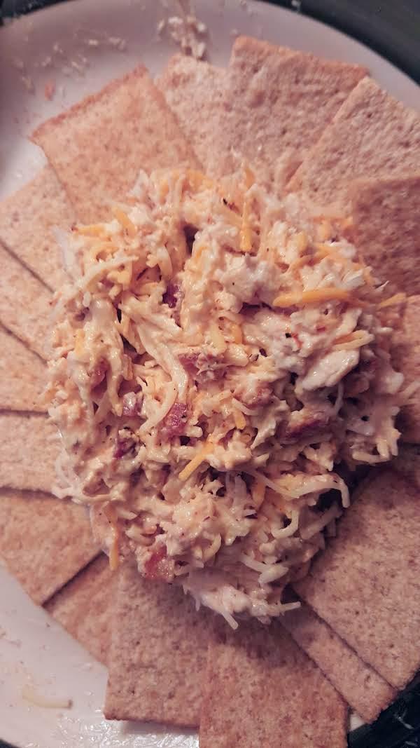Bacon Cheddar Chicken Salad Recipe