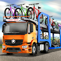 Bicycle Transport Truck Drive 2018 APK