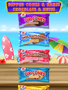 Ice Popsicles Frozen Desserts- screenshot thumbnail