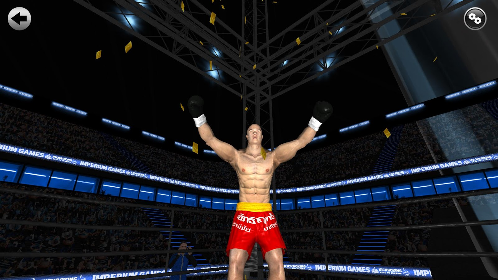 Kickboxing Fighting - RTC- screenshot