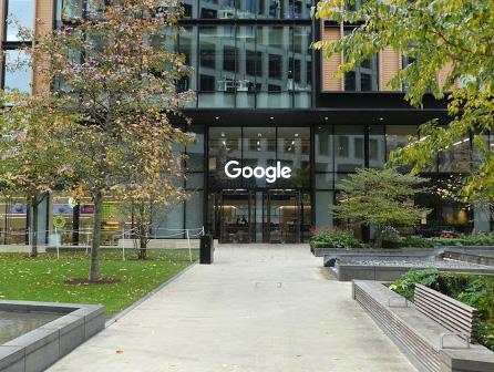 Google London U2013 6PS