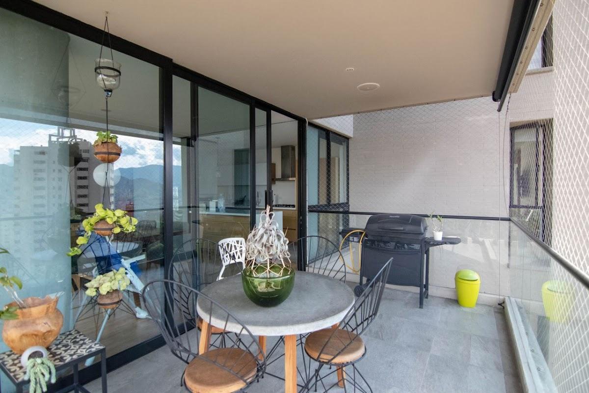 apartamento en venta poblado 585-23550