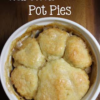 """Warewolf """"chicken"""" Pot Pies."""