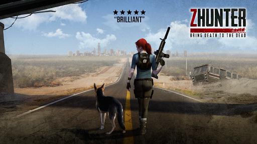 Zombie Hunter Sniper: Jeu de Tir Gratuit - FPS  captures d'écran 1