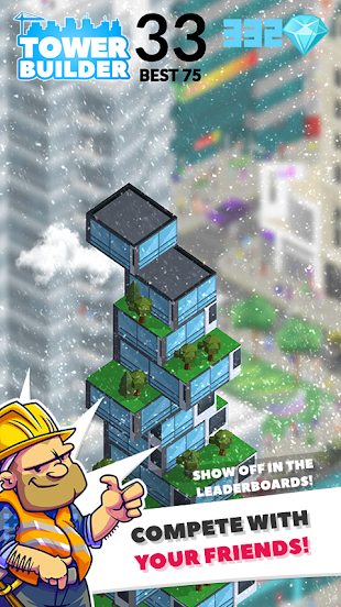 TOWER BUILDER: BUILD IT- screenshot thumbnail