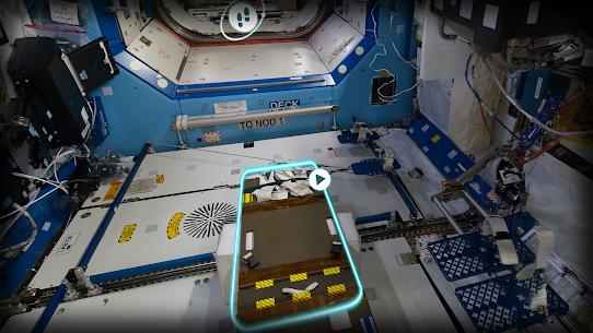 International Space Station Tour VR 3