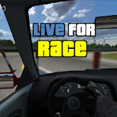 Live For Race Simulation Game
