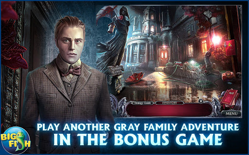 Grim Tales: The Heir (Full) Παιχνίδια για Android screenshot