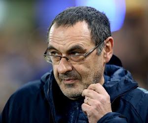 Officiel : Maurizio Sarri quitte Chelsea et fait son retour en Serie A