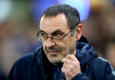 Le dénouement approche pour Maurizio Sarri