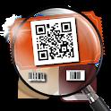 Lightning QR code reader : QR code scanner icon