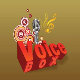 Voice Box Red