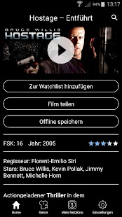 Kostenlose Filme, free movies Screenshot