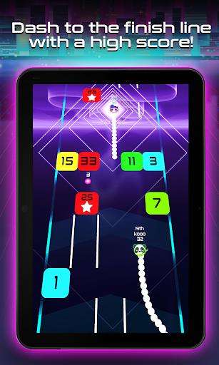 Snake Breakout: Fun PvP Battle Arcade Racing Games android2mod screenshots 11