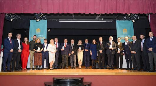 Alhama de Almería, escenario de gala para los VIII Premios Andarax