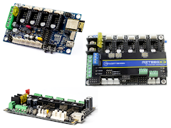 Smoothieware 3D Printer Controller Boards